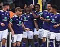 Le Juan Cuadrado d'Anderlecht est de retour en Belgique