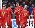 La Belgique s'impose au Kazakhstan et bat un record historique
