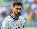 Messi arrache le nul contre l'Uruguay grâce à un penalty à la 92e