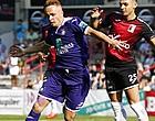 Foto: Bras  de fer en vue: il veut quitter Anderlecht, l'intérêt pour Trebel grandit