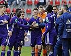 Foto: Anderlecht a son Thomas Müller: démonstration