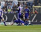 Foto: Pourquoi les supporters d'Anderlecht font-ils ça?