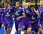 """Foto: Anderlecht monte en puissance: """"Ces deux-là vont faire très mal"""""""