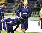 Foto: Un renfort inattendu en défense à Anderlecht