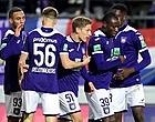 Foto: Si le Club Bruges perd à nouveau, Anderlecht sera champion