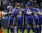 Foto: Une réelle volonté de dégrader Anderlecht...