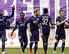 Foto: Surprise à Anderlecht: il va prolonger pour deux ans