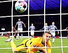 Foto: Le Hertha Berlin s'incline à domicile face à Francfort