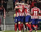 Foto: COPA DEL REY L'Atlético sorti par une D3