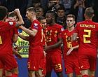 Foto: La Belgique partira avec un gros désavantage à l'Euro 2020