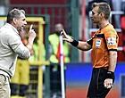"""Foto: Hollerbach: """"Je me pose la question si les règles sont les mêmes en Belgique"""""""