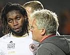 Foto: Mbokani obtient une réponse après avoir offert ses services à Anderlecht