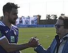 "Foto: Van Eetvelt réfute la rumeur: ""Il restera"""