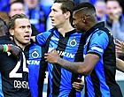 Foto: Le Club Brugeois privé de deux pions importants à Anderlecht