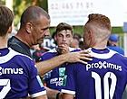 Foto: Deux surprises et trois absents dans le groupe d'Anderlecht pour le Topper