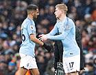 Foto: De Bruyne dispute 15 minutes lors du succès de Manchester City face à Everton