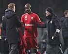 """Foto: Antwerp: """"Quelqu'un connait un joueur plus débile que lui?"""""""