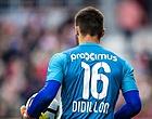 Foto: TRANSFERTS 2/2 Didillon quitte Anderlecht, du renfort au Standard