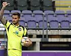 Foto: Thomas Didillon déjà dans les buts samedi face au Standard?