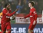 Foto: Mbokani donne un solide coup de main à Anderlecht