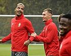 """Foto: Encore un départ au Standard? """"Il n'a pas l'air heureux à Liège"""""""