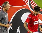 Foto: Retour en Belgique? Roberto Martinez suit Junior Edmilson de très près