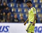 Foto: Imoh Ezekiel ne jouera pas contre Anderlecht