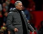 Foto: Mourinho dans le collimateur de la FA: il a jusqu'à lundi pour s'expliquer
