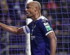 Foto: Un nouvel attaquant à Anderlecht? Kompany a un autre plan