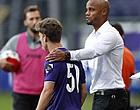 Foto: Il a marqué pour Anderlecht mais il était positif