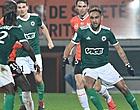 Foto: Bayat aurait dévié un joueur vers... Charleroi