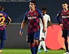 Foto: Luis Suarez quitte le Barça en larmes