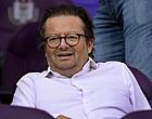 Foto: Marc Coucke met la main au portefeuille pour relancer Anderlecht