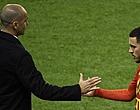 """Foto: Eden Hazard : """"C'était convenu ainsi avec le coach"""""""