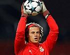Foto: EXCLUSIF Les choses se compliquent pour Svilar à Benfica