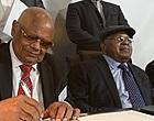"""Foto: """"Le président du TP Mazembe a aussi investi dans le nouveau projet du RSCA"""""""