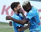 """Foto: Gattuso et Mertens évoquent Osimhen: """"On dirait un quadragénaire"""""""