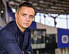"""Foto: Verbeke: """"Il est l'exemple de ce qu'Anderlecht veut accomplir"""""""