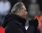 Foto: Preud'homme ne sera plus le coach du Standard la saison prochaine