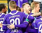 Foto: En deux mois, la valeur d'un transfert hivernal d'Anderlecht a quadruplé