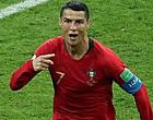 Foto: L'arbitre a-t-il demandé le maillot de Ronaldo? Voilà la réponse de la FIFA