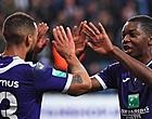 Foto: Anderlecht gagne, assure le spectacle et revient à quatre points des PO1