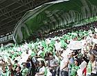 Foto: Le gardien emblématique des Verts viré:  il ne jouera pas contre  Anderlecht !