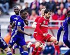 Foto: Anderlecht récupère une option inattendue en défense centrale