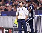 Foto: Le coach de Zénith réagit à la défaite contre Bruges