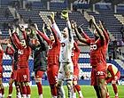 Foto: Le Standard est loin devant Anderlecht et Bruges