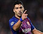 """Foto: """"Le FC Barcelone établit une liste de cinq attaquants pour succéder à Suarez"""""""