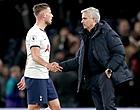 """Foto: Mourinho ironise au sujet d'Alderweireld: """"Il a marqué le but de sa vie"""""""