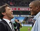 Foto: Kompany compare Anderlecht à de grandes écuries européennes