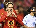 Foto: 3 Anderlechtois, un Brugeois et un Standardman : voici l'avenir de la Belgique